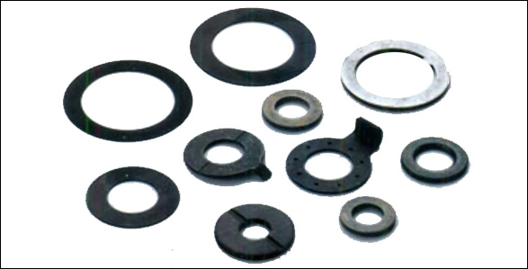 Thrust Washers, Ferrous / Non Ferrous Materials